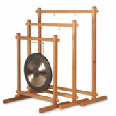Large gong stand for gong 90 cm